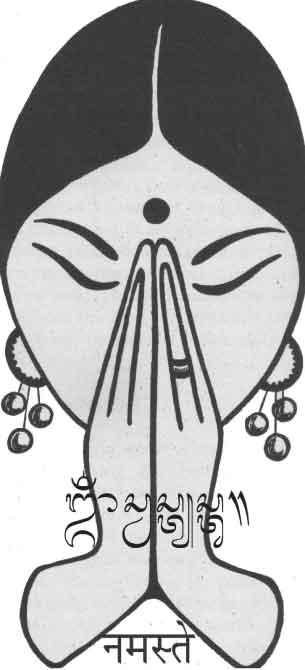 Om Swastyastu Namaste Bahasa Sastra Aksara